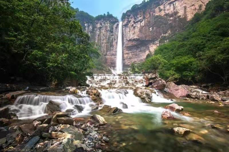 新乡南太行八里沟景区获批国家5A级旅游景区!