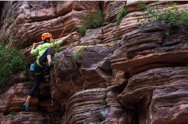 2019年野攀第五期 4月20-21日 万仙山国家攀岩公园
