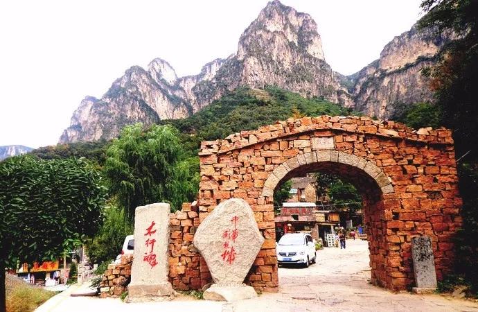 新乡南太行|每次都能完美错过高温预警,万仙山这个天然的避暑胜地。