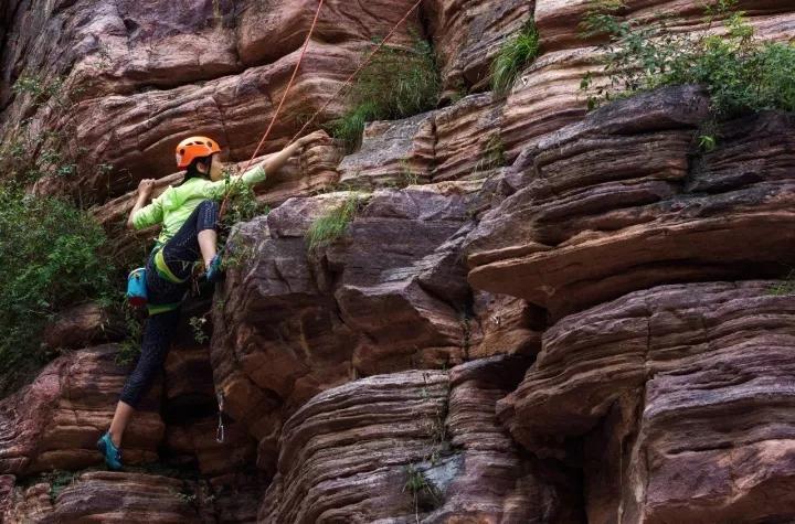 国际赛事|燃烧激情,挑战极限~万仙山国际攀岩节即将来袭!
