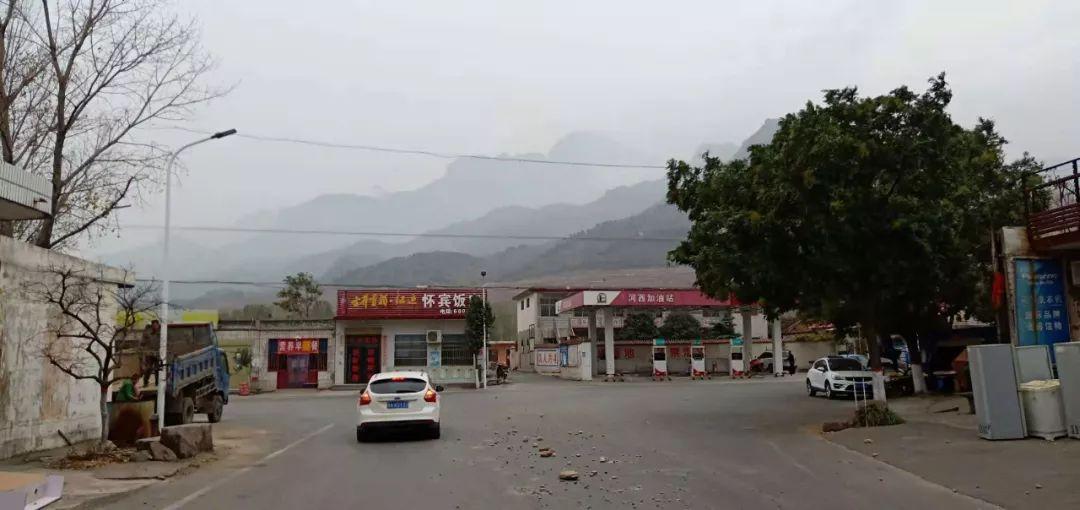 紧急通知丨前往八里沟、万仙山(郭亮)线路绕行指南