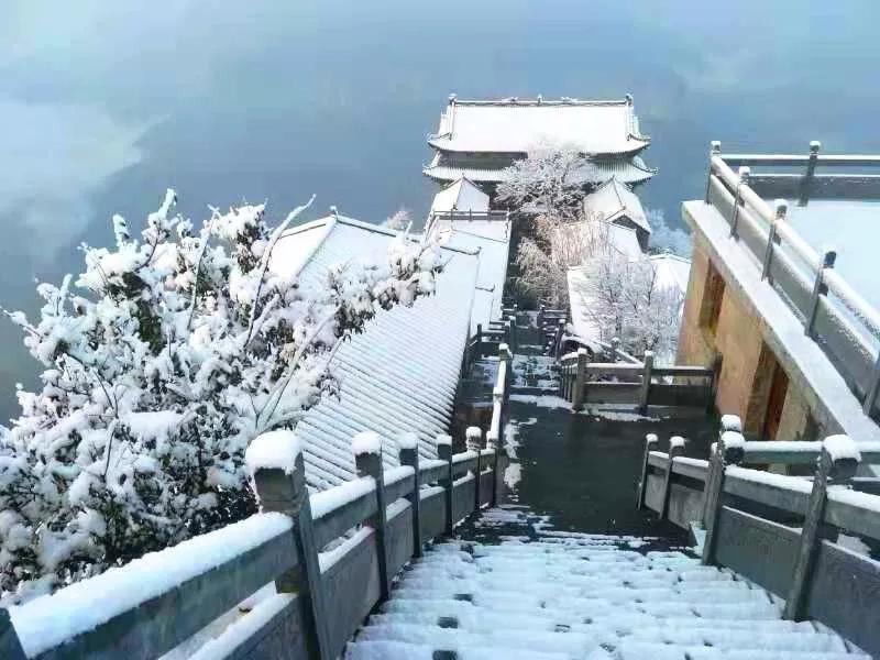 最不可错过的雪后景观......
