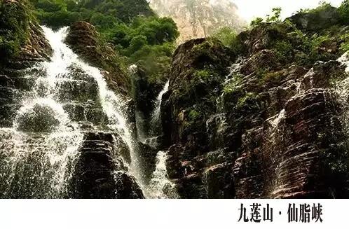 新乡南太行 仁者乐山,智者乐水。