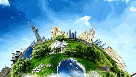 【世界地球日】关爱地球我们一直在行动,地球不再去流浪!