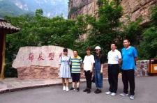 """永远的人民艺术家刘文西,永远的""""绝壁长廊""""!"""