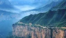 最美的风景在路上,新乡南太行国际登山健身步道,你敢来挑战吗?
