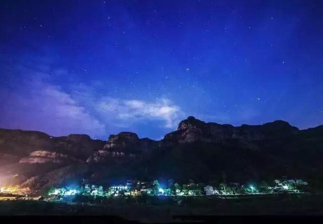 新乡南太行的风景里, 你是否听见了吟唱的故事?
