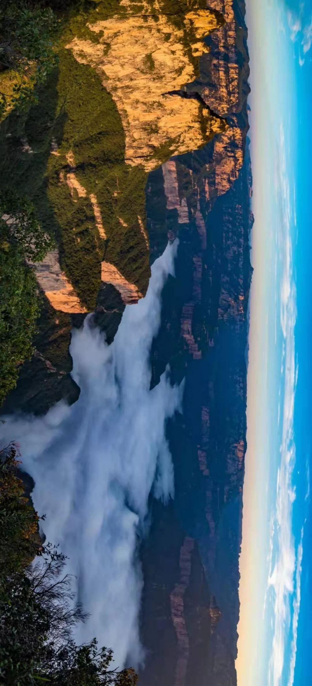 摄影师带你邂逅关山云海,每一张都美爆了!(建议横屏观看)