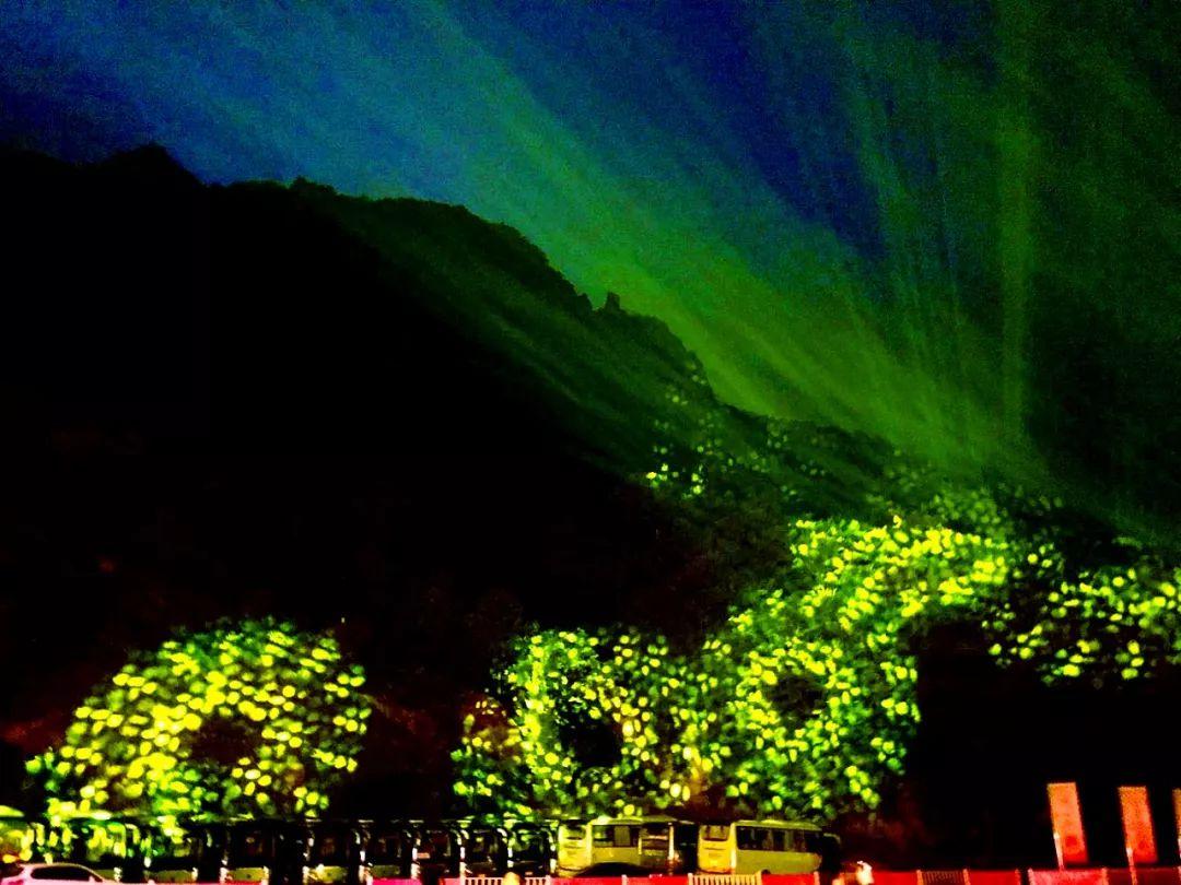 2019新乡南太行山楂文化节摇滚音乐会昨夜在万仙山狂欢上演!