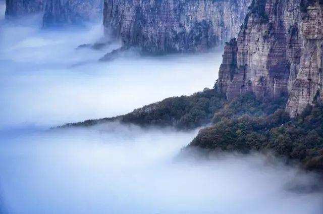 这里的云海美出了新高度!