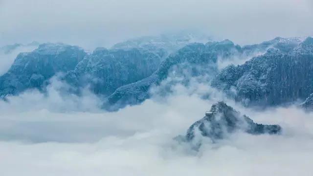 新乡南太行冬韵之必看五大美景