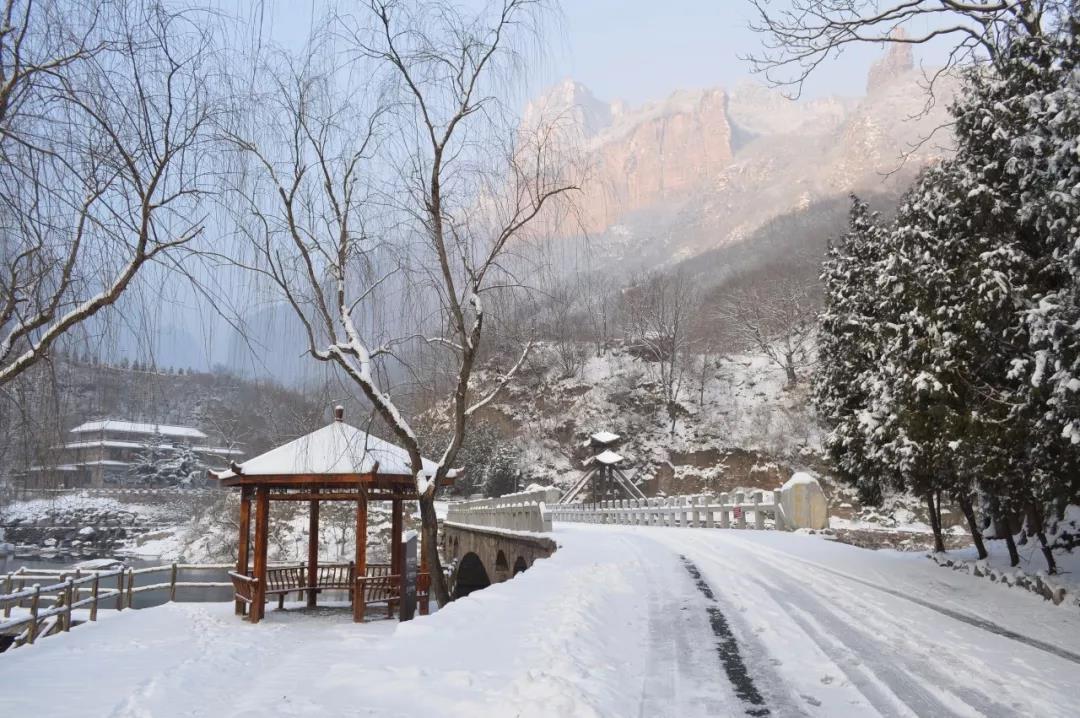 这几个地方的雪后景致,是开在心间最素洁的花....
