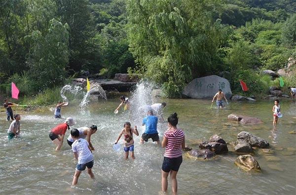 八里沟亲水文化节