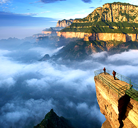 天界山游览区