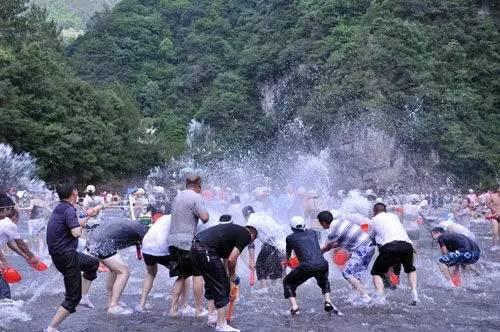 八里沟亲水节即将来袭!狂欢盛宴,清凉一夏!