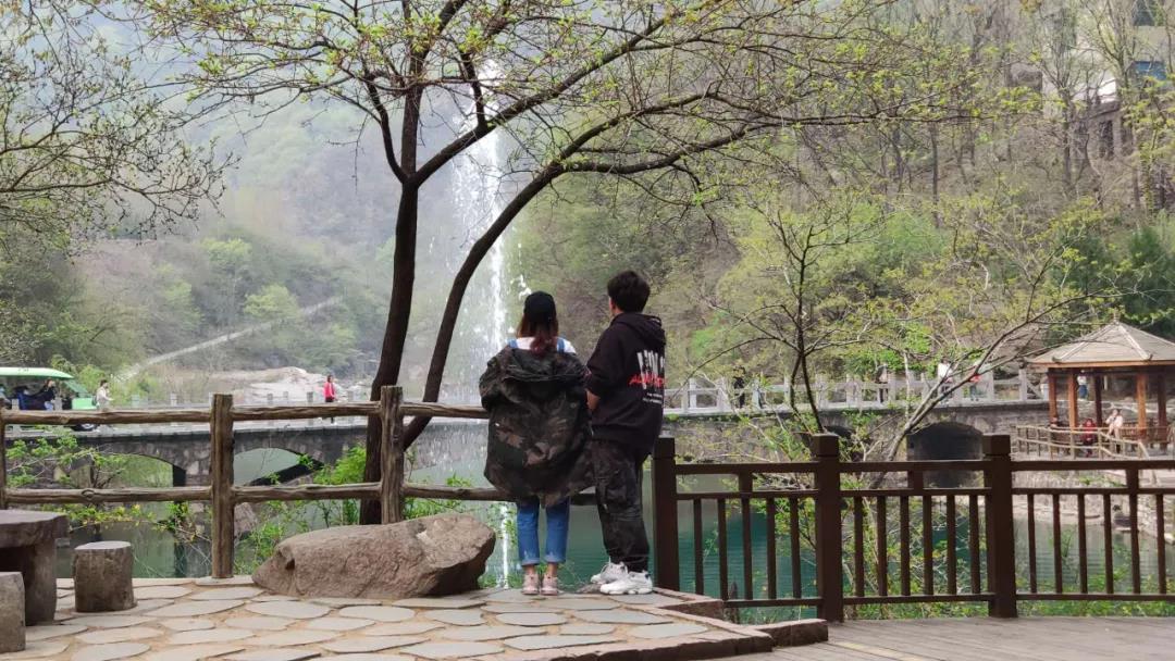 新乡南太行丨别辜负这个春天,别辜负这样美景!