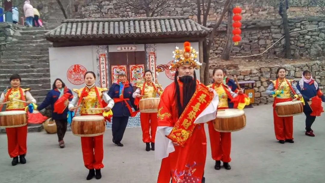 【大年初一】新乡南太行旅游有限公司恭祝全国人民新年快乐!