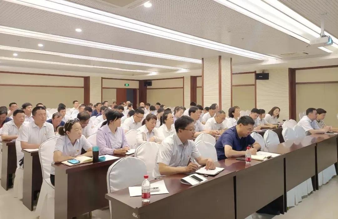 新乡南太行举行党史学习教育专题宣讲报告会