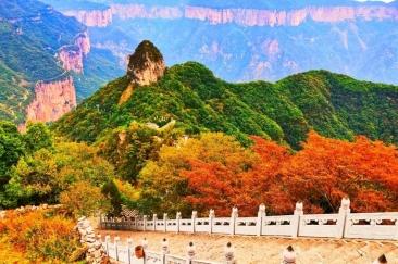 秋景如画|来这里体验不一样的深秋美景!